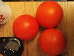 Free stress balls