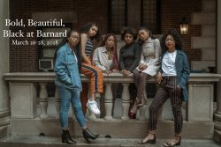 Bwog » Announcement: Bold Beautiful Black At Barnard Starts Today!