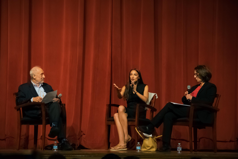 Bwog Alexandria Ocasio Cortez A Rising Star Comes To