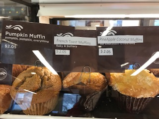 Hot New Muffins On Campus