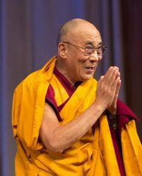 The Dalai Lama And Weed