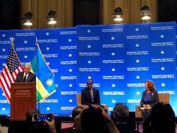 Rwandan President Paul Kagame Returns To Columbia, Addresses Criticism And Progress