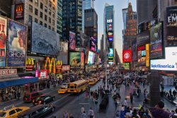 Horror Story: I Went To Times Square