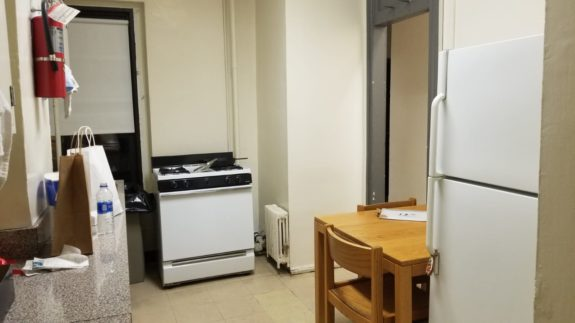 A C-suite kitchen