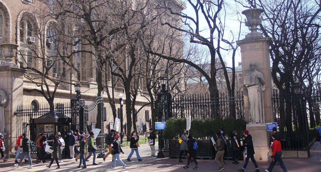 Student Workers Of Columbia Begin Vote For Strike Authorization – Bwog