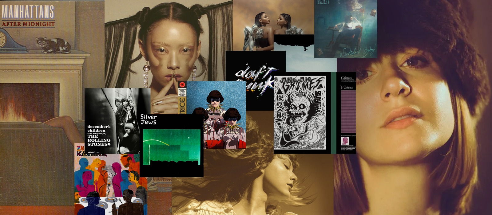 Albums That Defined Our Semester 7